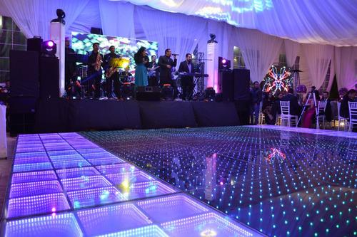 renta de audio -  iluminación - templetes - plantas de luz
