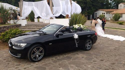 renta de auto, bodas, xv años, bmw convertible, limusina