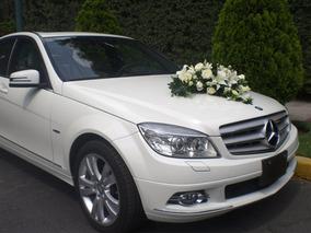 Renta De Auto Mercedez Benz Para Bodas Xv Años Etc