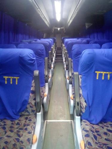 renta de autobuses