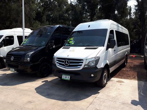 renta de autobuses turisticos y camionetas 20 pasajeros.