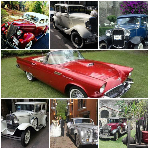 renta de autos de lujo, clásicos y limusinas