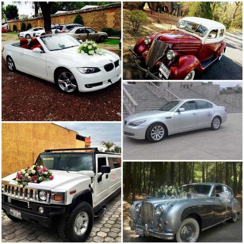 renta de autos de lujo,clásicos y limusinas