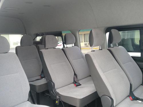 renta de autos y camionetas van de 8,12,15 y 25 pasajeros