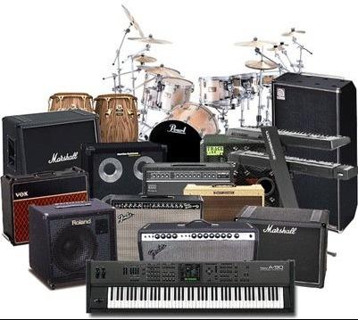 renta de backline, audio y estudio de grabacion