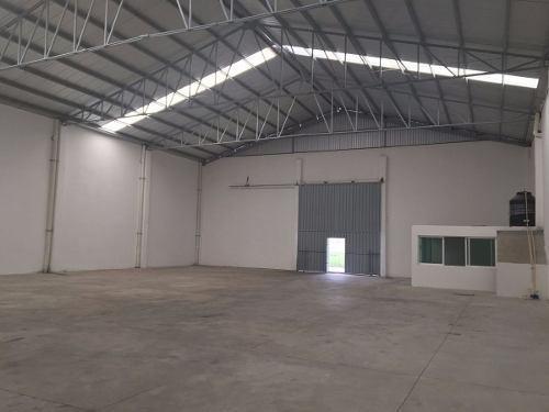 renta de bodega 650 m2, federal a tlaxcala