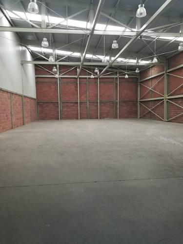 renta de bodega balvanera 500  mts - opción d