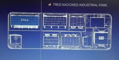 renta de bodega en parque industrial tres naciones