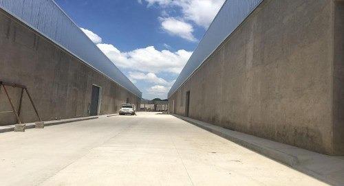 renta de bodega periférico y autopista  500 m2