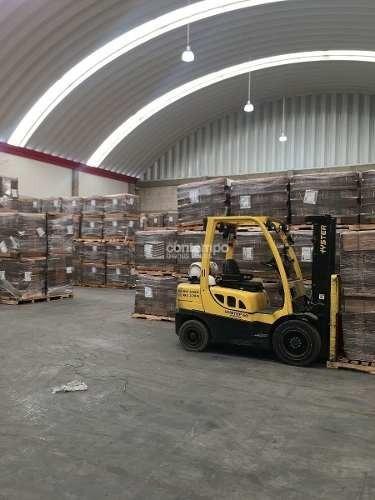 renta de bodegas industriales dentro de magnifico parque industrial mexico nuevo