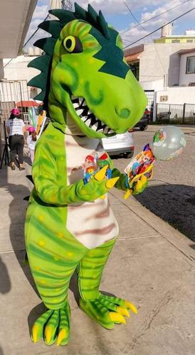 renta de botargas de dinosaurio , shows infantiles cdmx