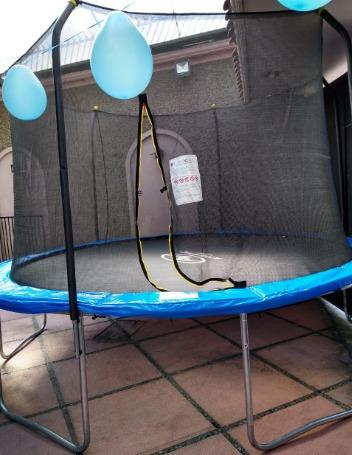 renta de brincolin / trampolin e inflable para eventos