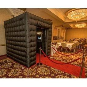 renta  de cabina fotográfica inflable