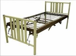 renta de cama de hospital manual o electrica a domicilio
