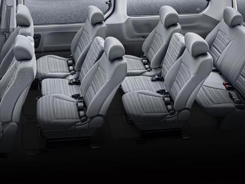 renta de camioneta 12 pasajeros hyundai  2019 con/sin chofer