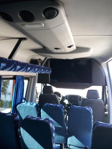 renta de camionetas ,7,15 y 20 pax con o sin operador