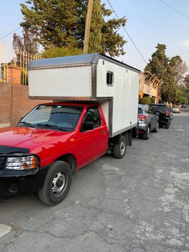 renta de camionetas carga chofer y rampa hidraulica 1.5 ton