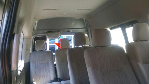 renta de camionetas con chofer df express van