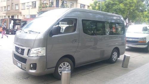 renta de camionetas con chofer df express van pasajeros