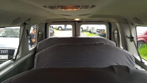renta de camionetas c/s chofer 7 8 10 12 15 pasajeros df cdm