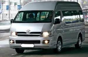 renta de camionetas de 15 pasajeros