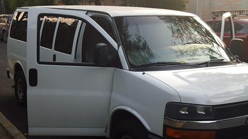 renta de camionetas df 12 pasajeros