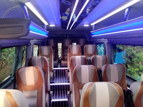 renta de camionetas minibus autobús transporte de personal
