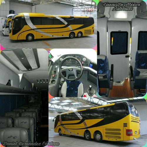 renta de camionetas sprinter, midibus 32pax autobuses irizar