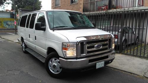 renta de camionetas van 7 8 10 12 15 pasajeros c/s tc $1350