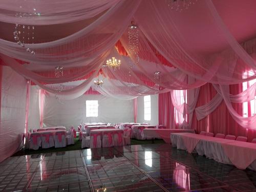renta de carpas de lujo y semi-lujo, salas lounge y más