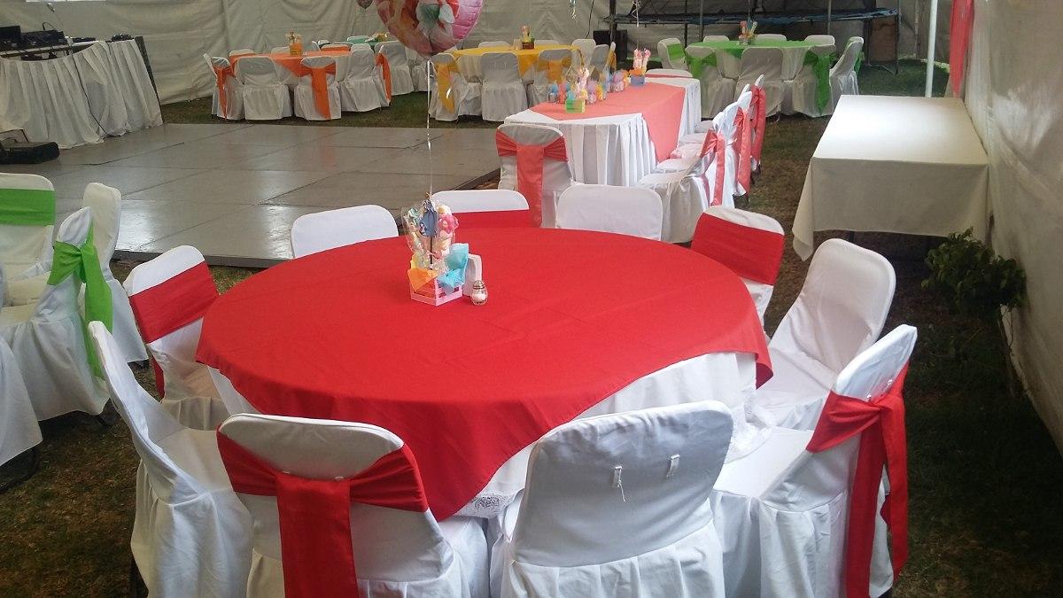 Renta de carpas df iztapalapa sillas mesas vajilla for Alquiler mesas sillas