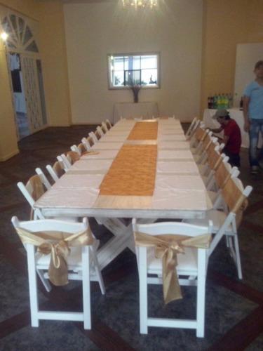 renta de carpas,sillas,mesas vintage somos fabricantes