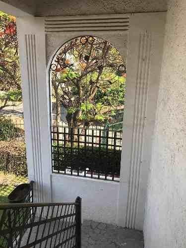 renta de casa con jardín y alberca