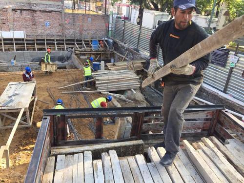 renta de cimbra para construcción