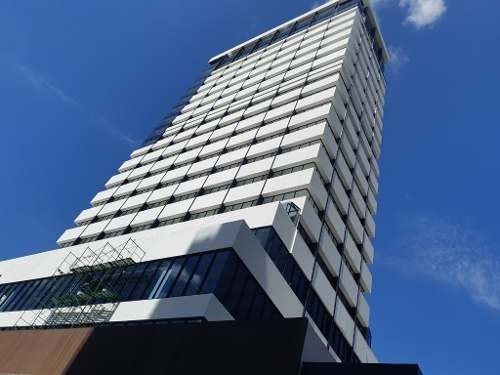 renta de consultorio de 60m2 con doble altura en torres medicas ii, cd. judicial