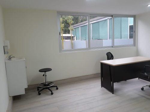 renta de consultorio medico y/o oficina el parque naucalpan