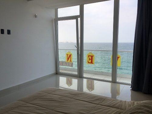 renta de departamento con vista al mar en veracruz