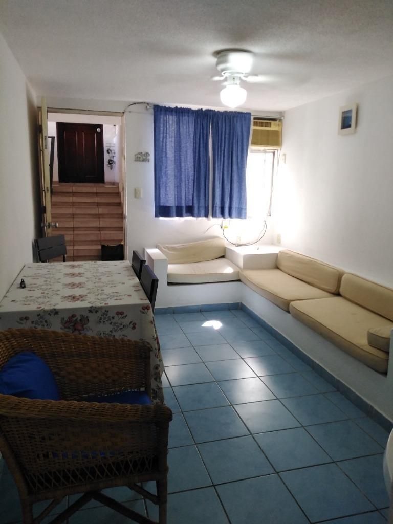 renta de departamento en club deportivo, acapulco