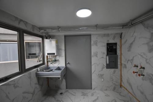 renta de departamento en condesa de 220 m2