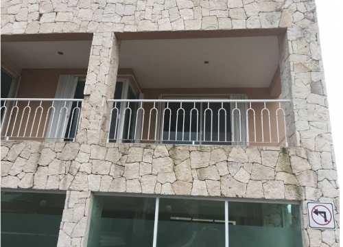 renta de departamento semi amueblado en residencial la vista