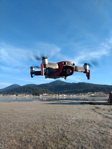 renta de drones - foto y video aereo