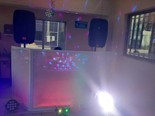 renta de equipo de audio  e iluminación¿
