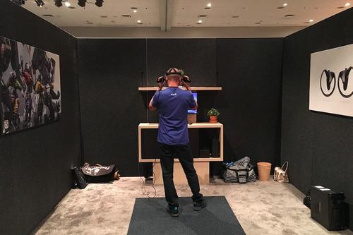 renta de equipo de realidad virtual