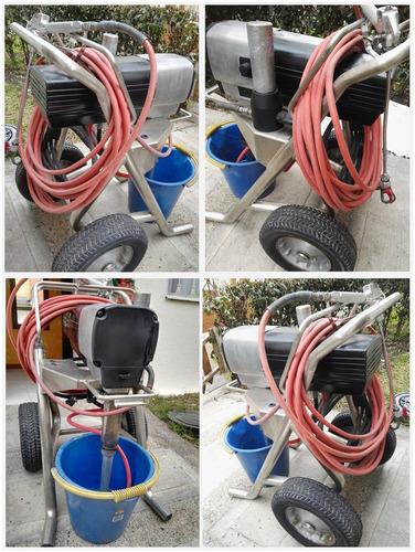 renta de equipos airless equipos industriales de pintura