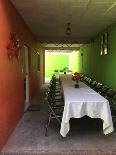renta de espacio para eventos o fiestas