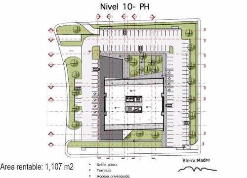 renta de espacios para oficinas - torre san pedro - valle, nl.