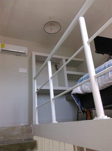 renta de estudio tipo loft amueblado en cancún