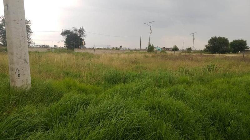 renta de excelente terreno sobre avenida principal
