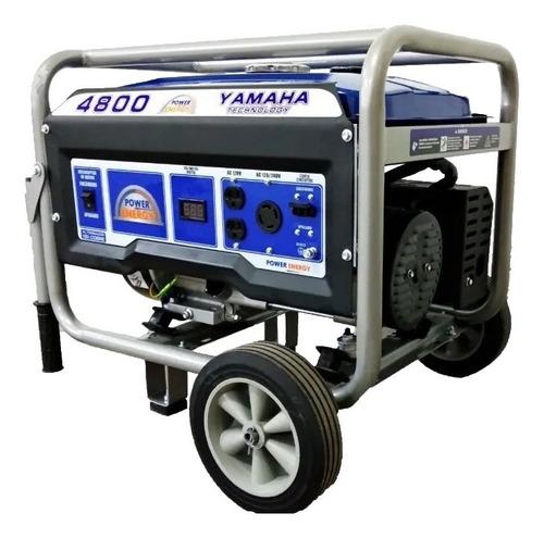 renta de generador electrico (planta de luz) 4,800w