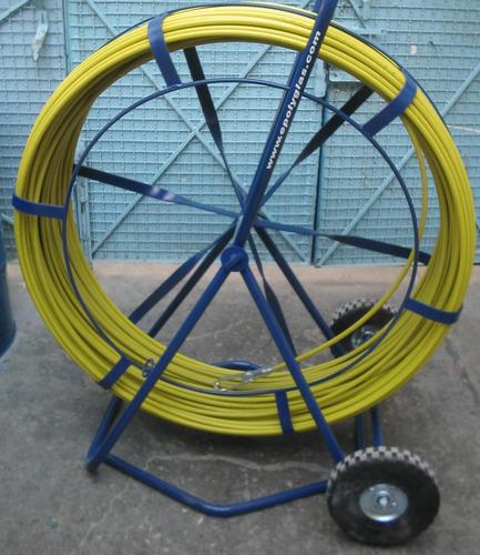 renta de guias cobra para cableado subterraneo por día